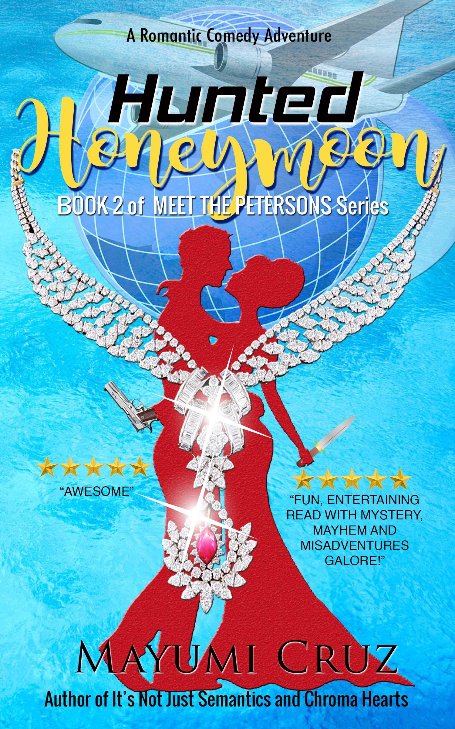 Cover of Hunted Honeymoon