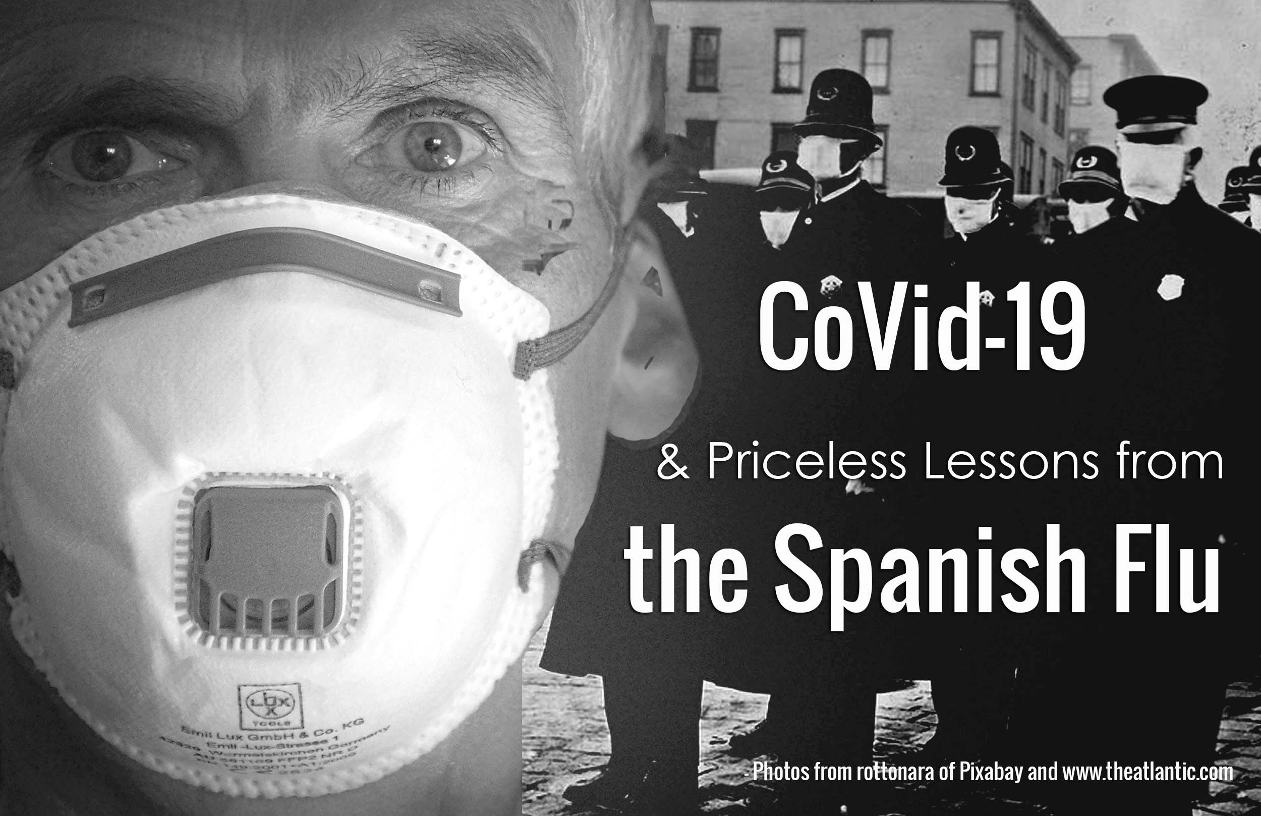 CoVid-19 Spanish Flu