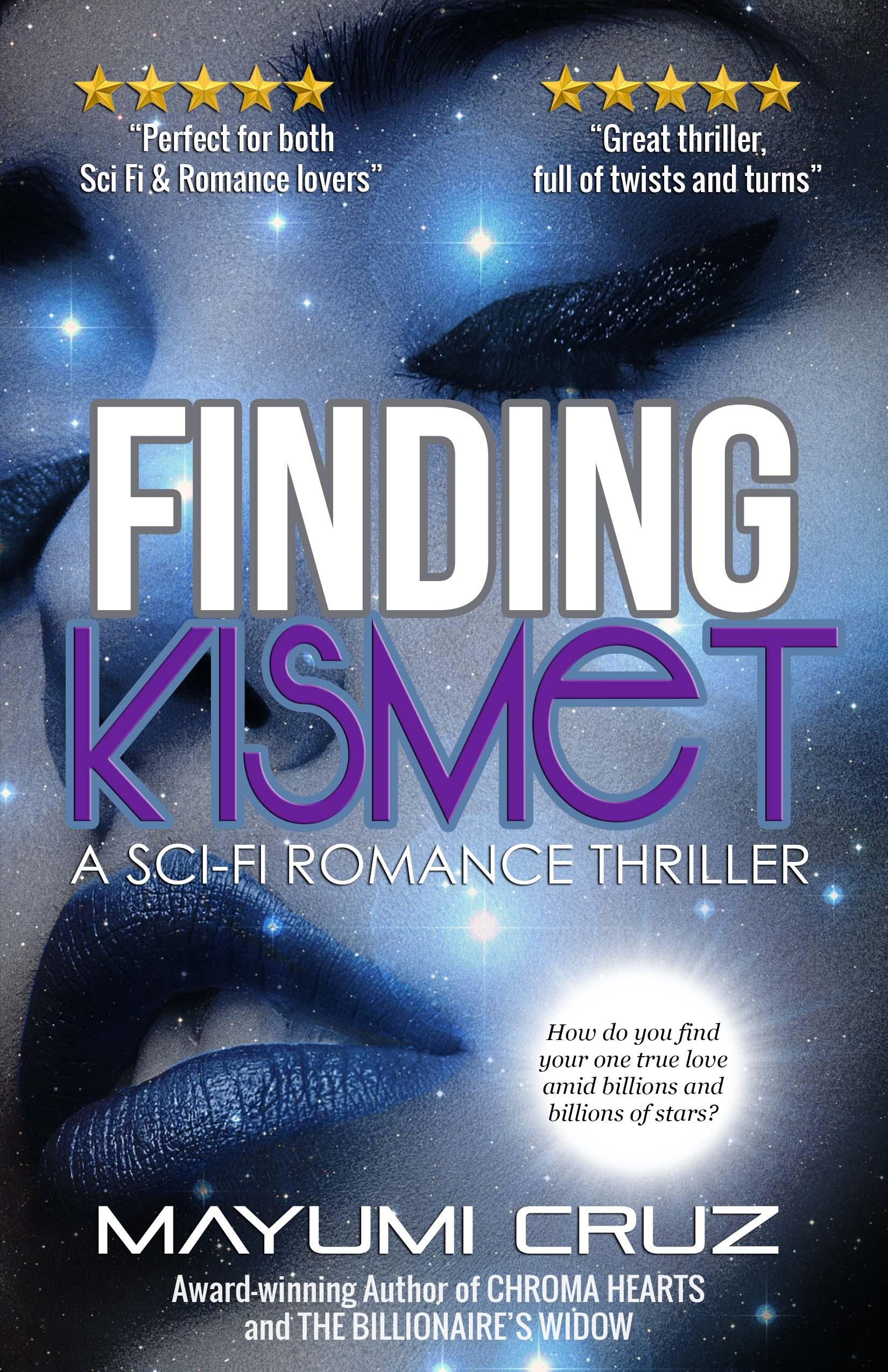 Finding Kismet is LIVE + Giveaway Winners