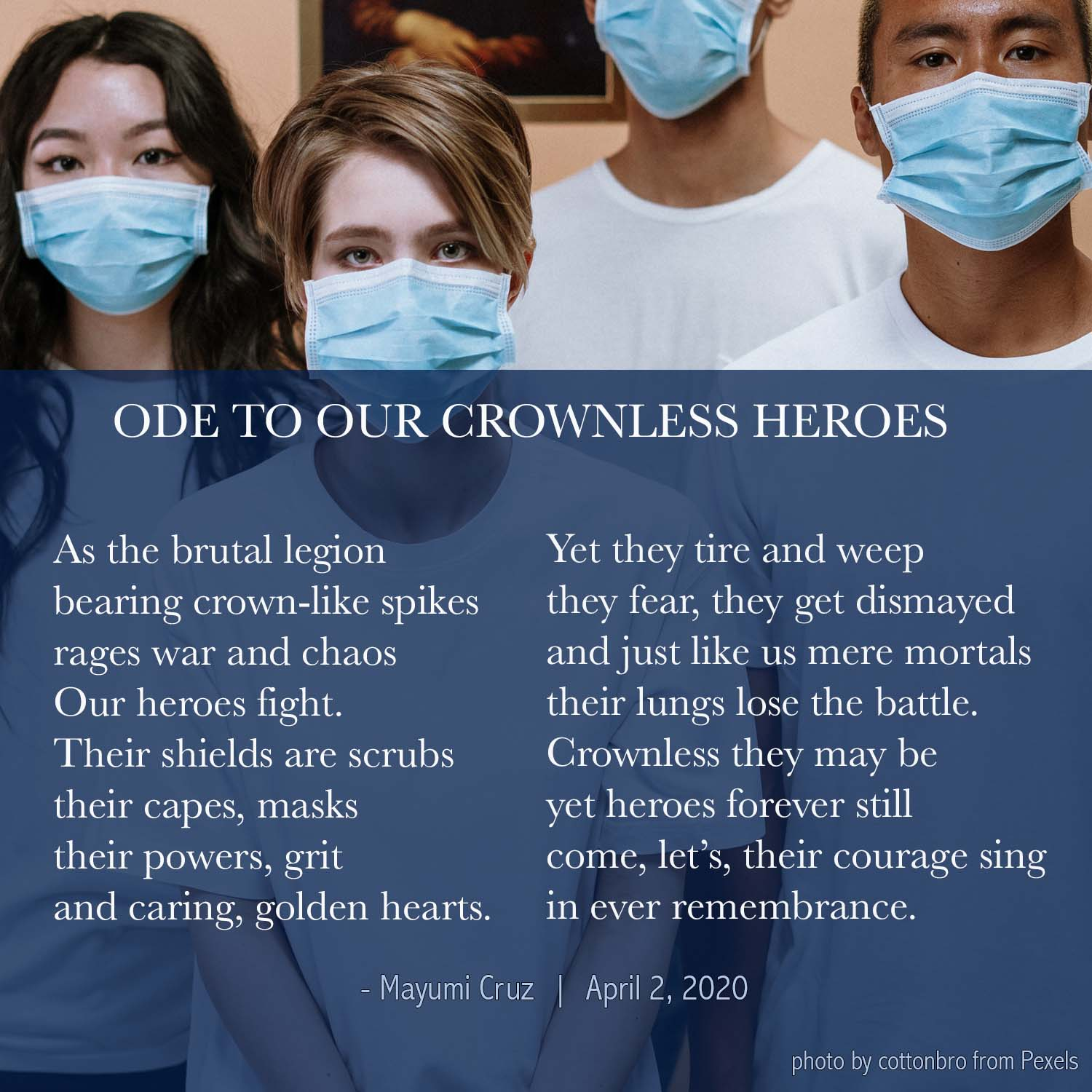 Ode to our crownless heroes