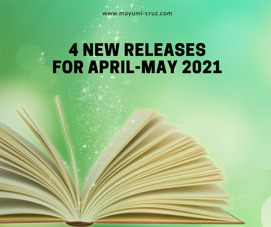 4 New Releases for April to May 2021