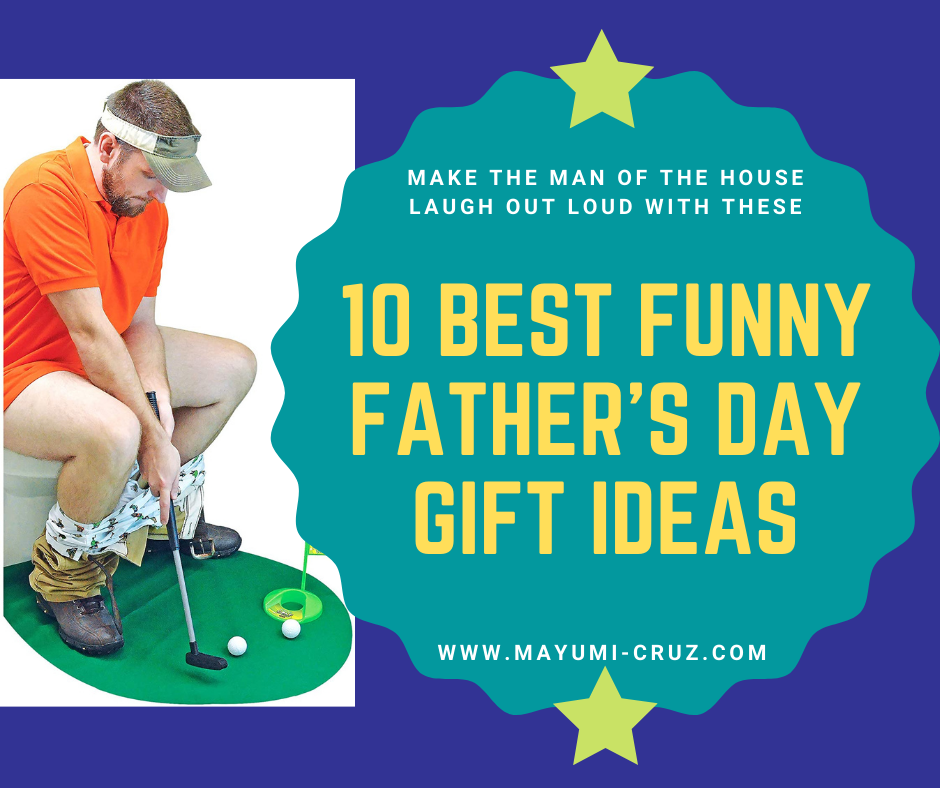 10 Best Funny Father's Day Gift Ideas